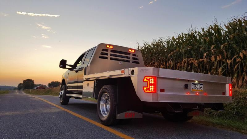 2019 EBY Big Country Bed Truck Bed