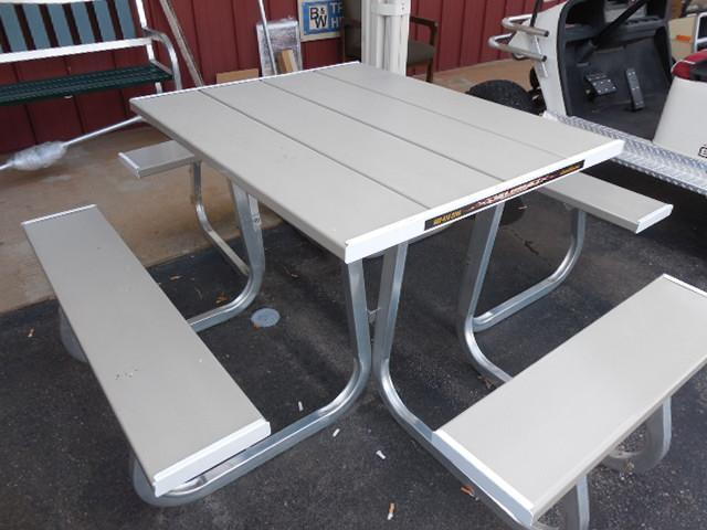 2016 Aluma 4 Sided Picnic Table Other Trailer