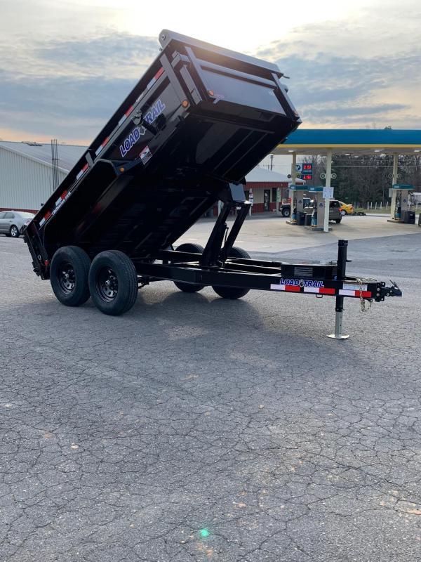 2020 Load Trail 72 x 12 TA Dump Trailer