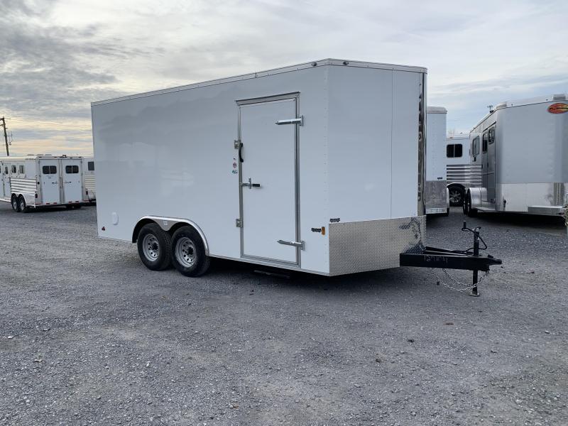 2020 Continental Cargo 8.5 x 16 TA Enclosed Cargo Trailer