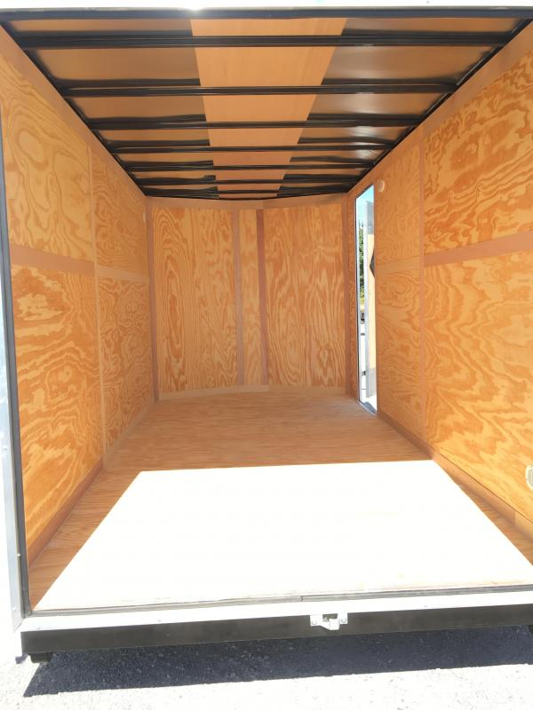 2020 Continental Cargo 7X14 Enclosed Cargo Trailer