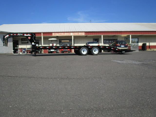 2020 PJ Trailers 25' Low Pro Flatdeck w/Duals Equipment Trailer