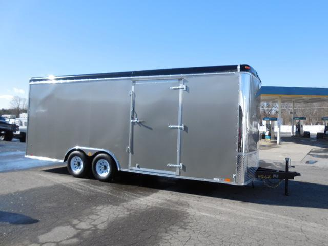 2014 United Trailers 8.5 x 20 Cargo / Enclosed Trailer