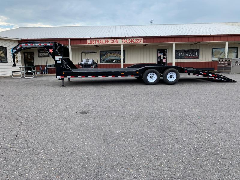 2020 PJ Trailers 24 x 6 Channel Super Wide Car / Racing Trailer