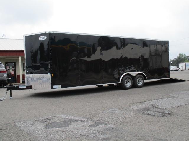 2020 Continental Cargo 8.5 X 20 TA Enclosed Cargo Trailer
