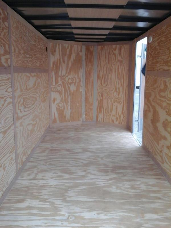 2019 Continental Cargo 6x12 SA Enclosed Cargo Trailer