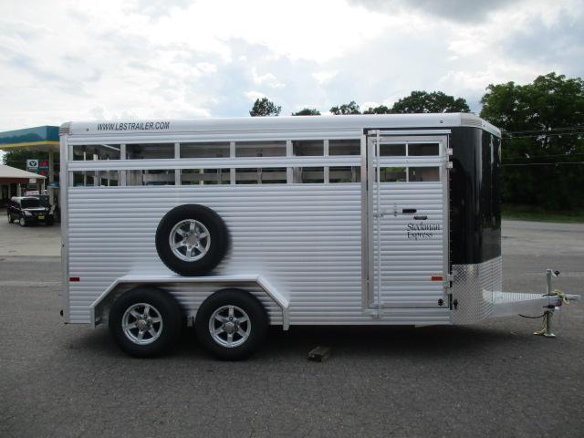 2020 Sundowner Trailers 16ft Stockman Express Livestock Trailer