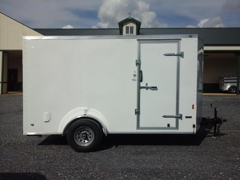 2019 Forest River Inc. 7x12 SA Enclosed Cargo Trailer
