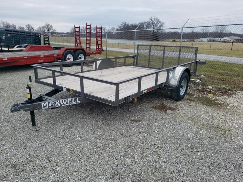 2018 Maxwell single axle Utility Trailer