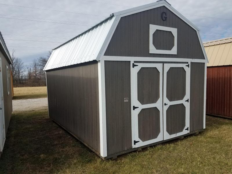 2018 Graceland Portable Buildings 12X16 Lofted Barn