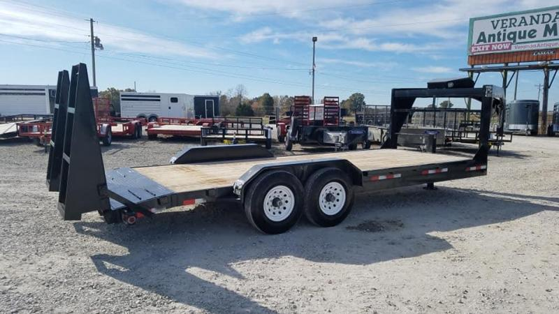 2019 Trailerman Trailers Inc. CSG7182S14 Equipment Trailer