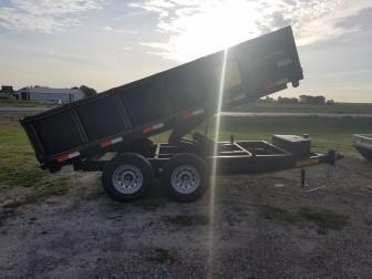 2019 Maxwell Tandem Axle Dump Trailer