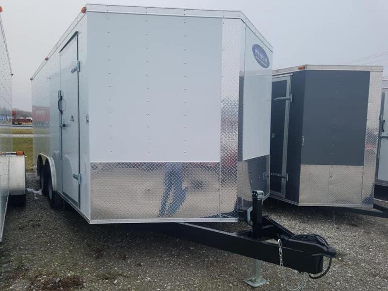 2020 Maxwell ProStar Cargo Enclosed Cargo Trailer