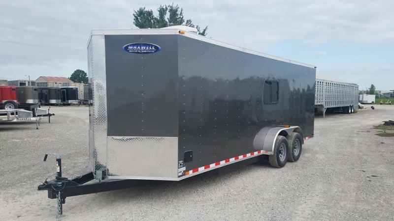 2020 Maxwell ProStar Commercial Cargo Enclosed Cargo Trailer