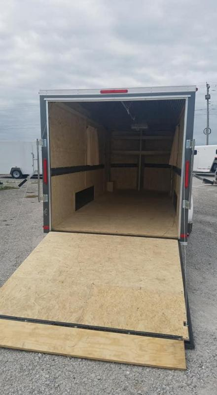 2020 Maxwell ProStar Commercial Cargo Enclosed Cargo Trailer