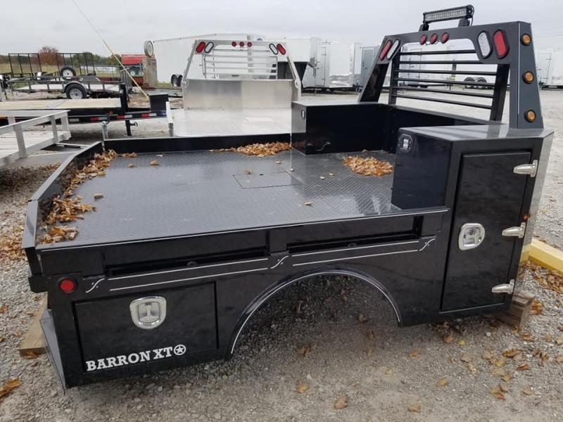 2019 Maxwell BARRON XT Truck Bed