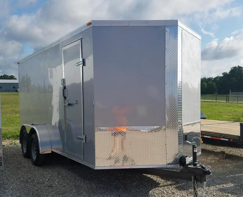 2020 Maxwell ProStar Enclosed Carg Enclosed Cargo Trailer