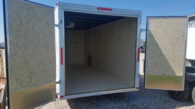 2019 Maxwell Enclosed Cargo Trailer