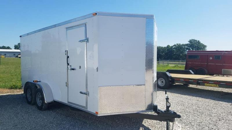2019 Maxwell Enclosed Cargo Trailer