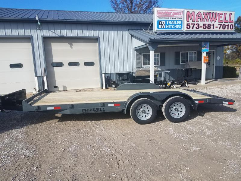2020 Maxwell 18 foot Car / Racing Trailer