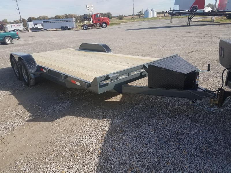 2020 Maxwell 18 foot Car / Racing Trailer