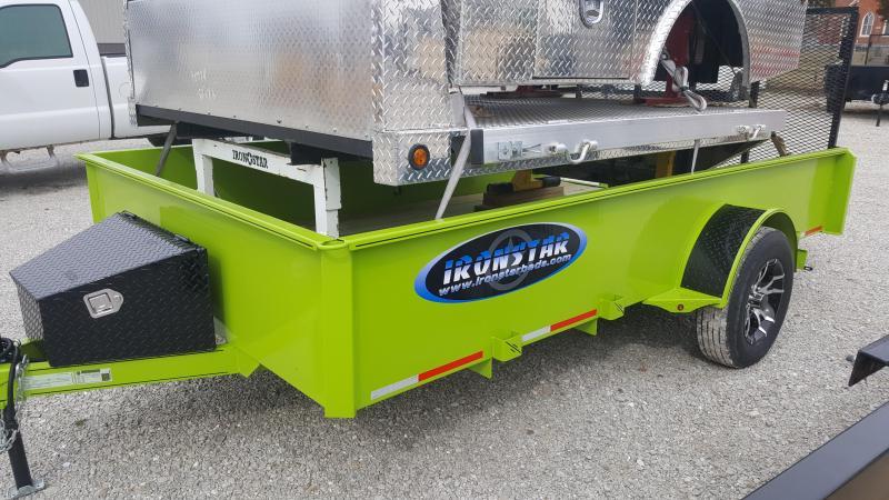 2020 Maxwell Solid Side utility Utility Trailer