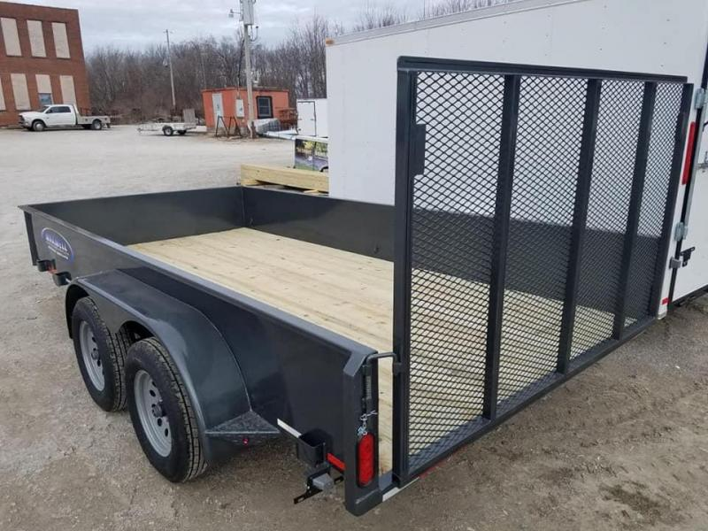 2020 Maxwell Solid Side utility Utility Trailer