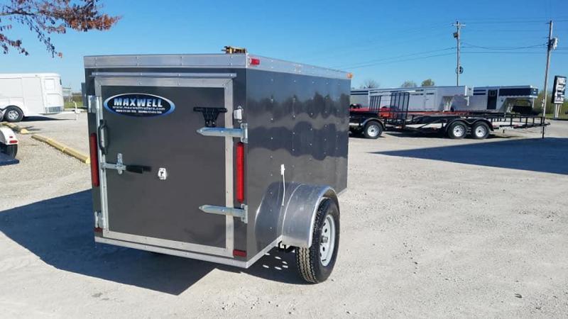 2020 Maxwell ProStar Cargo Enclosed Cargo Trailer