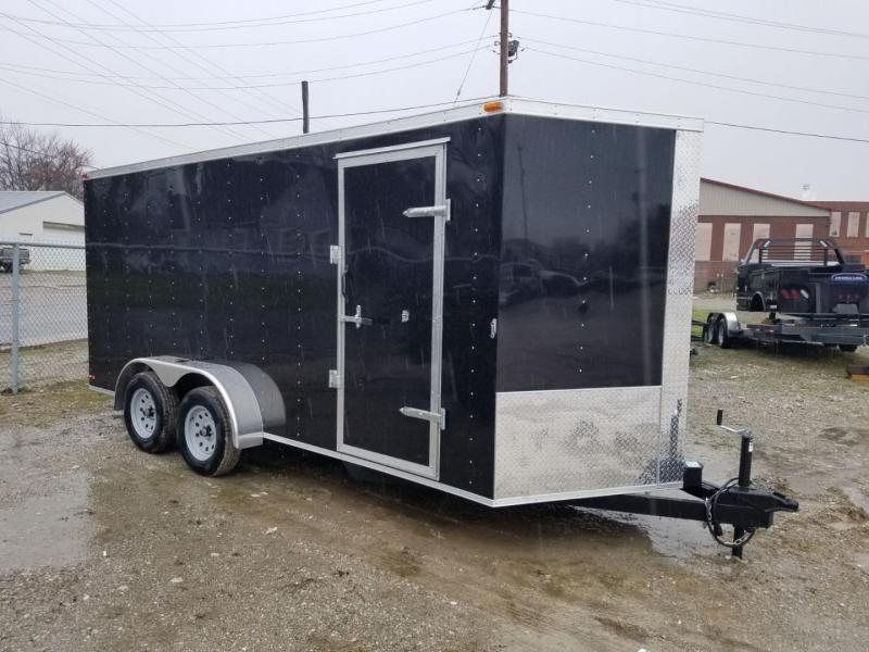 2020 Maxwell ProStar Windbreaker Cargo / Enclosed Trailer
