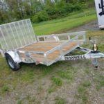 2020 Maxwell aluminum Utility Trailer