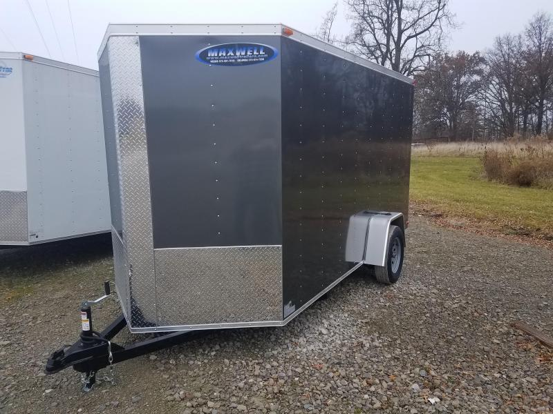 2020 Maxwell 6'X12' Enclosed Cargo Trailer