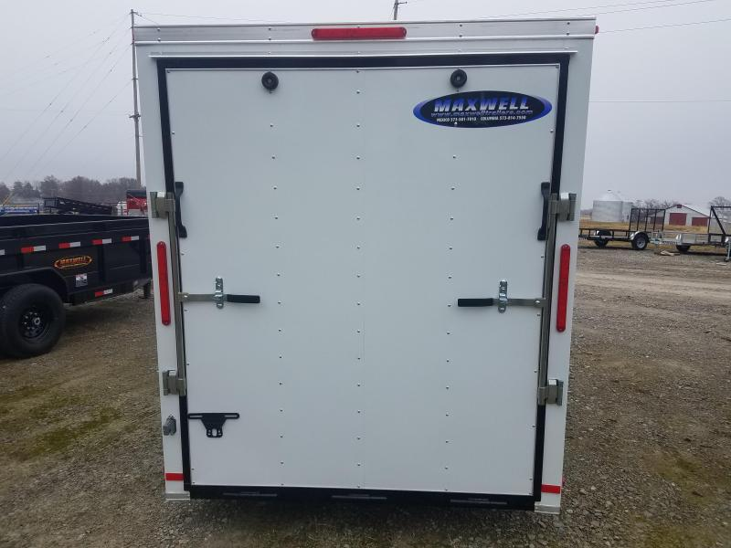 "2020 Maxwell 6'X12'X80"" Enclosed Cargo Trailer"