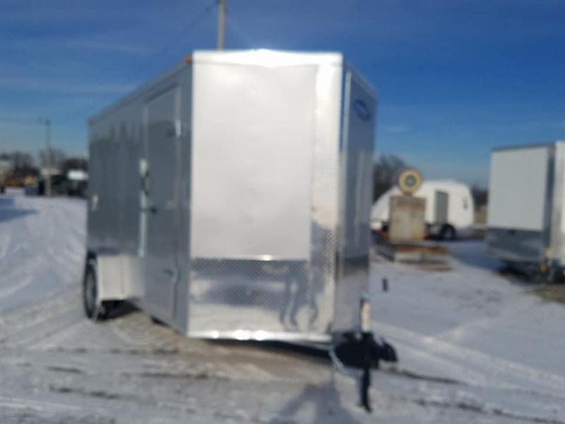 2020 Maxwell ProStar Enclosed Cargo Trailer