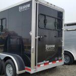 New 2019 Shadow 2 Horse Aluminum Trailer