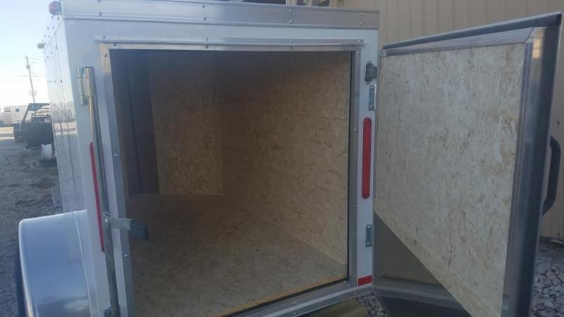 2020 Maxwell ProStar Breeze Enclosed Cargo Trailer