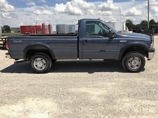 2005 Ford F-250SD XL