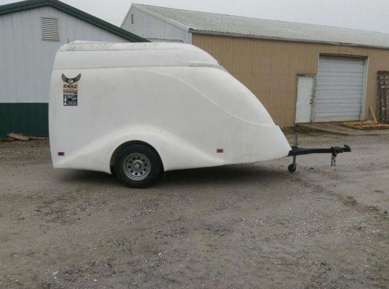 2004 Ironhorse Trailers Inc. Eagle Sport Motorcycle Trailer