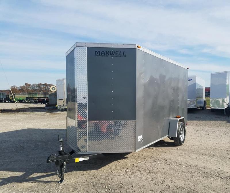 2015 Maxwell ProStar Enclosed Cargo Trailer