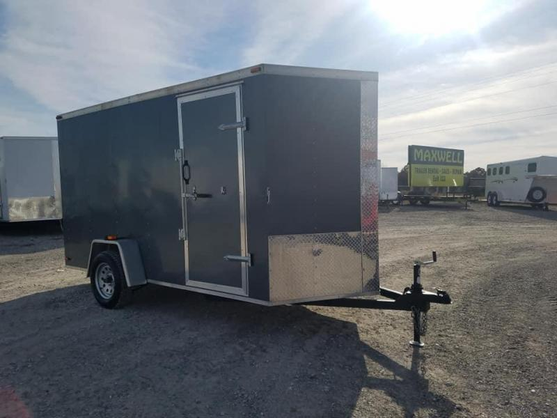 2015 Maxwell ProStar Enclosed Cargo Trailer