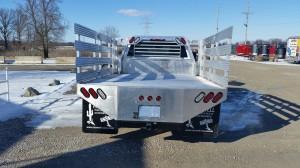 Custom Aluminum Flat Bed