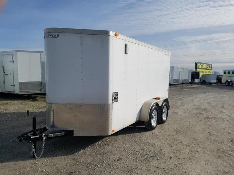2011 Doolittle Trailer Mfg Bullit Enclosed Cargo Trailer
