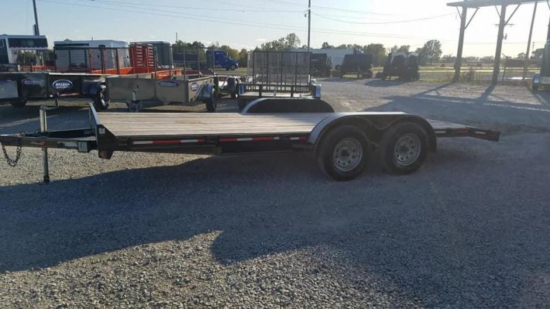 2015 Heartland Flatbed Car / Racing Trailer