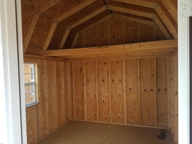 2017 Graceland Portable Buildings 10'X16' Cabin