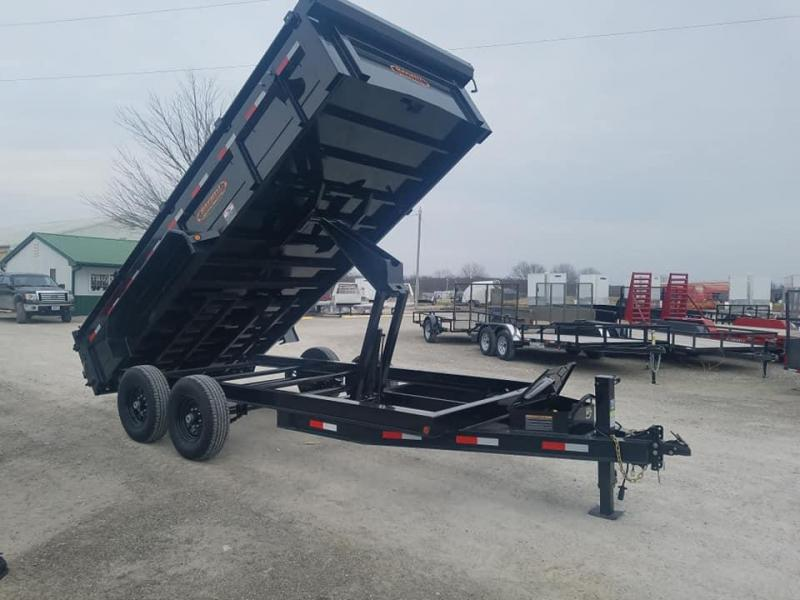 2020 Maxwell DC LoPro Dump Trailer