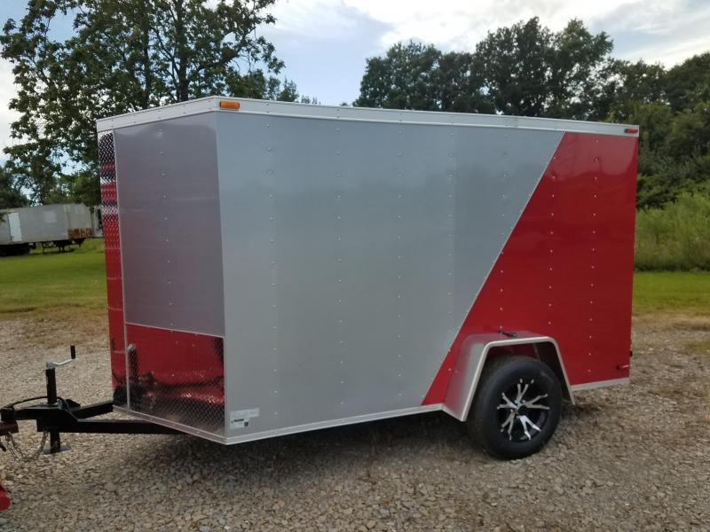 2020 Maxwell WINDBREAKER Enclosed Cargo Trailer