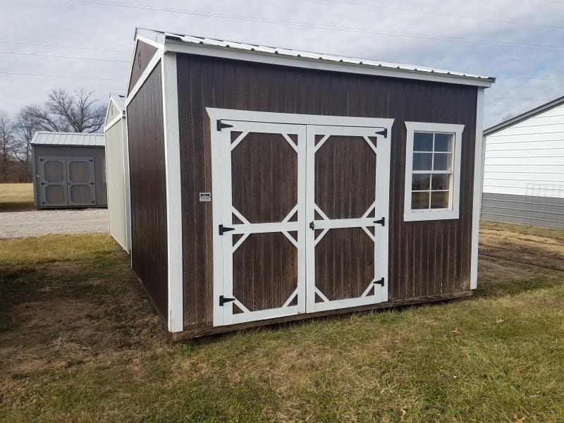 2016 Graceland Portable Buildings 10X12 Utility Shed