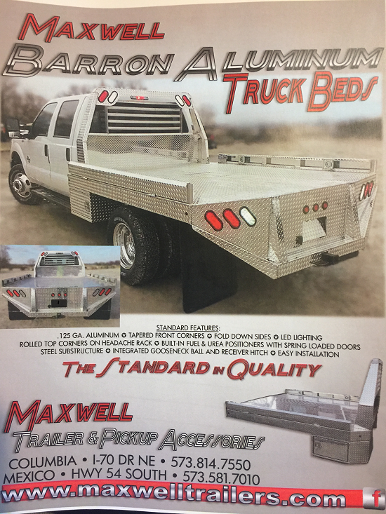 Iron Star Barron Aluminum Series Truck Beds