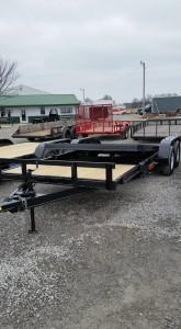2016 Maxwell 82 x 22 Tilt Flatbed/ Car Hauler/Equipment - RENT IT