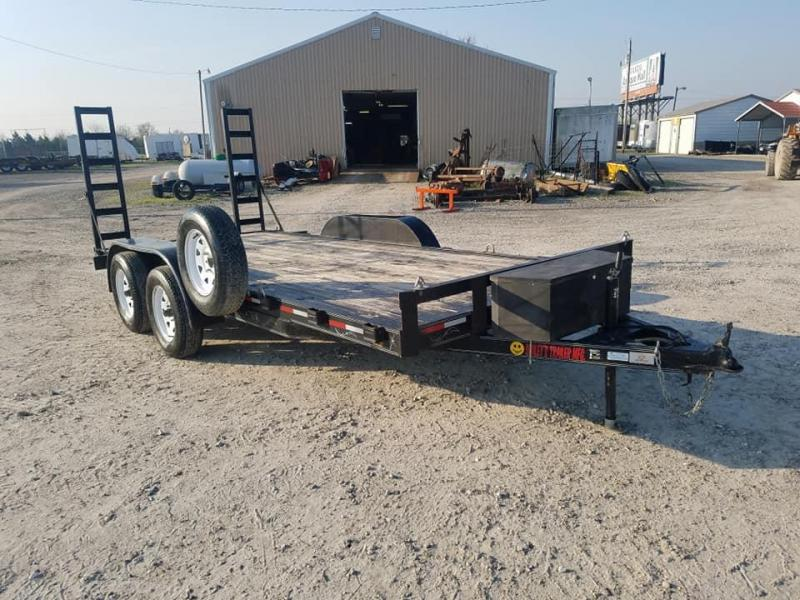 2012 Other Smiley TA Flatbed Trailer