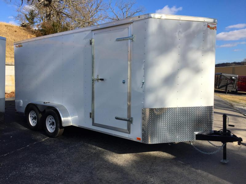 2017 Doolittle Trailer Mfg 16' Cargo